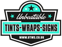 UTWS – Window Tinting & Vehicle Wrapping in New Milton, Bournemouth and Southampton
